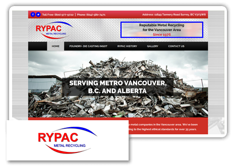 Rypac Metal Recycling