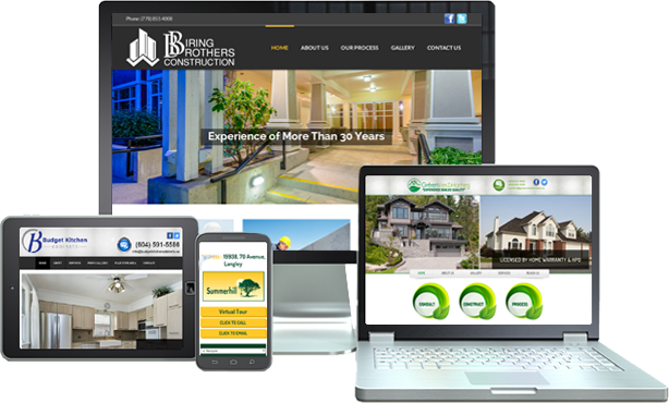 Website Design Surrey BC